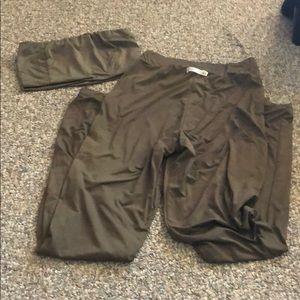 Myra Swim Daria top & leggings set